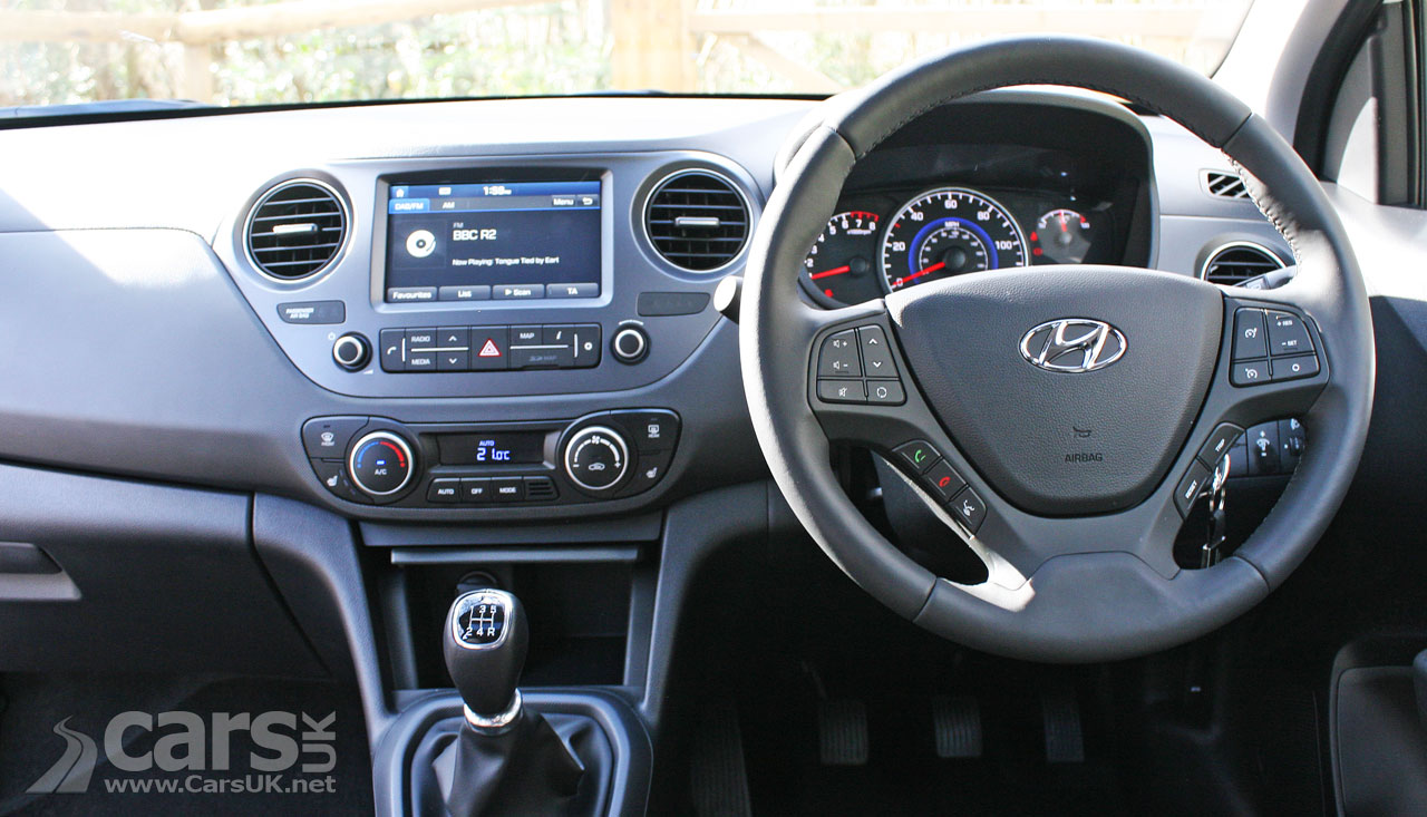 Photo Hyundai i10 Premium SE Interior