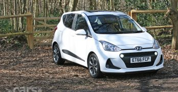 Hyundai i10 Premium SE Review (2017) – the facelifted i10 reviewed