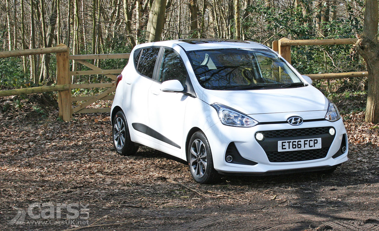 Photo 2017 Hyundai i10 Premium SE Review