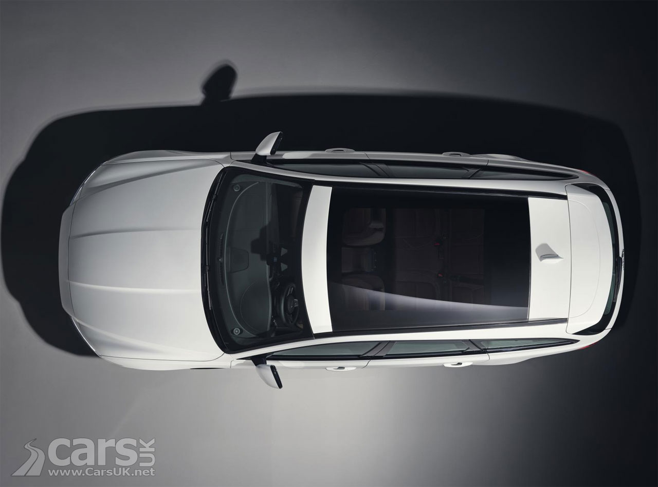 Photo New Jaguar XF Sportbrake teased