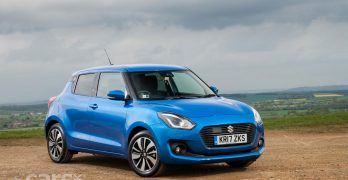 2017 Suzuki Swift goes on sale in the UK in June – prices start at £10,999 for the Swift SZ3