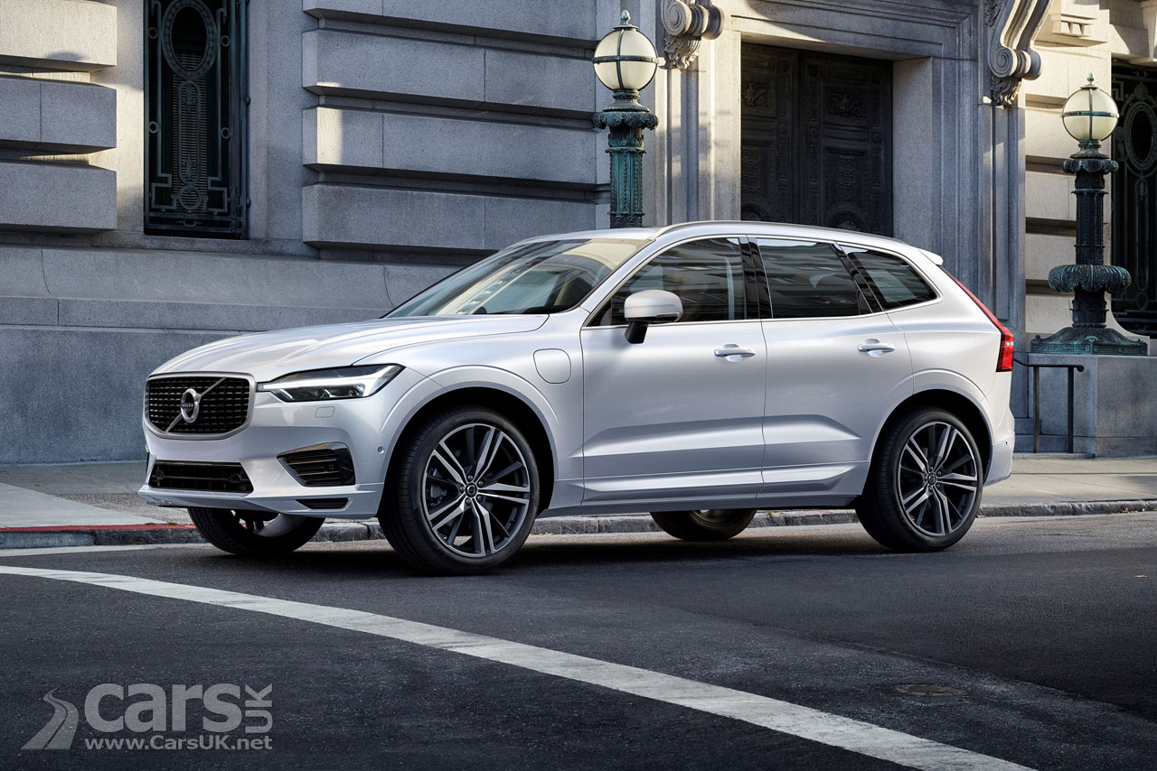 New Volvo Xc60 T8 R Design 401bhp Plug In Hybrid On Show At Bluewater