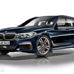 New BMW M550d xDrive with FOUR Turbos and 394bhp is the most powerful BMW diesel ever