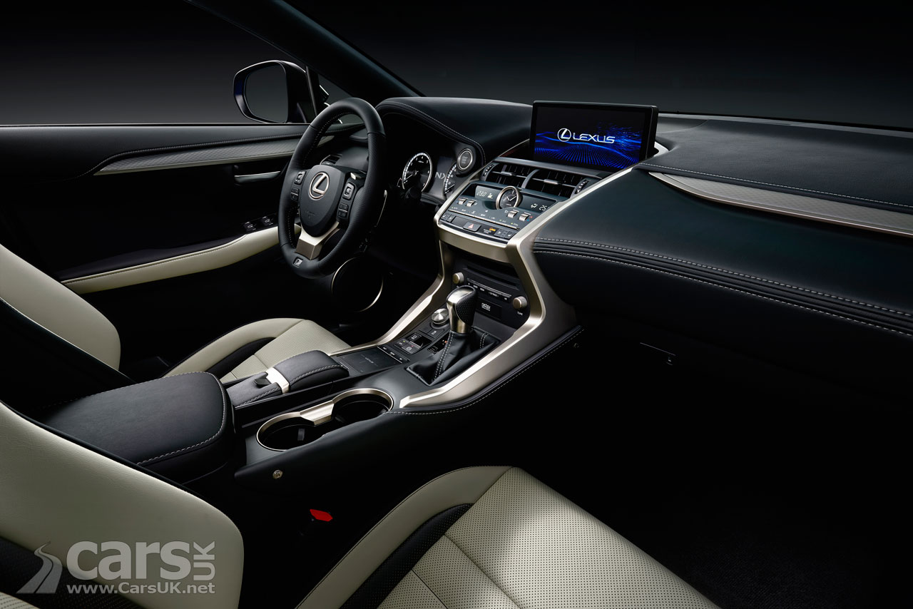 Photo 2018 Lexus NX SUV Facelift Interior