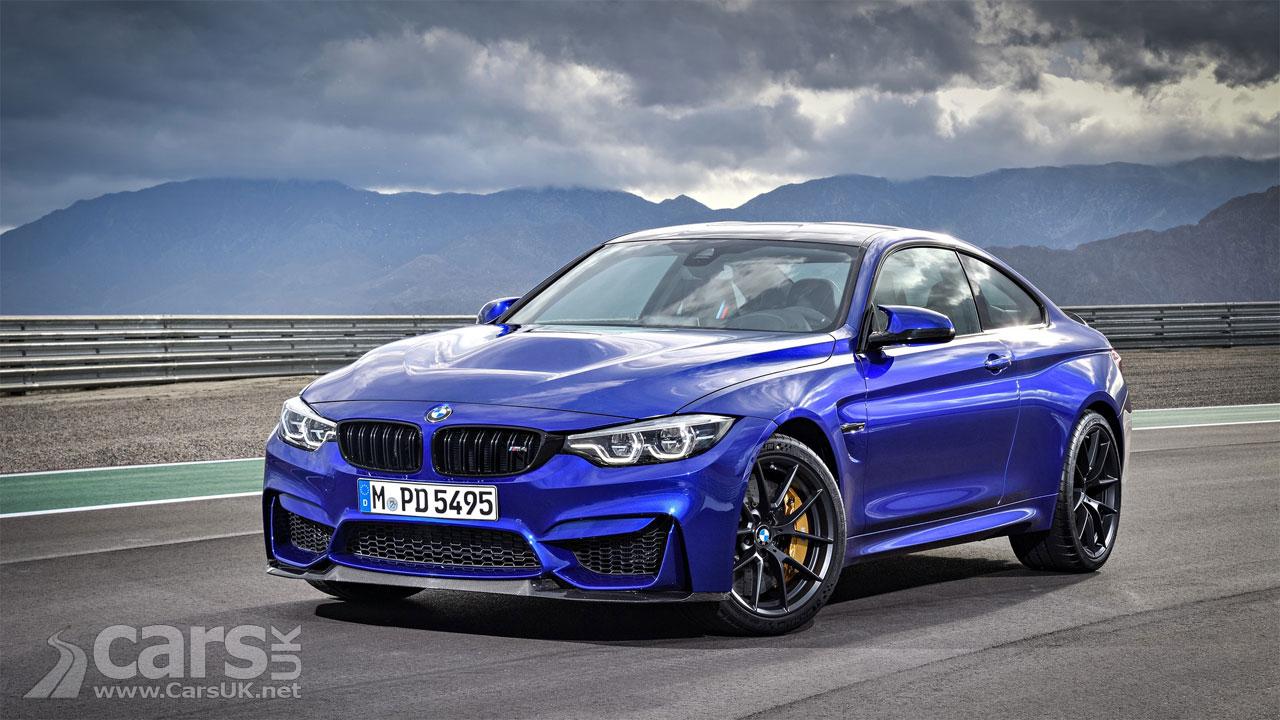 Photo BMW M4 CS