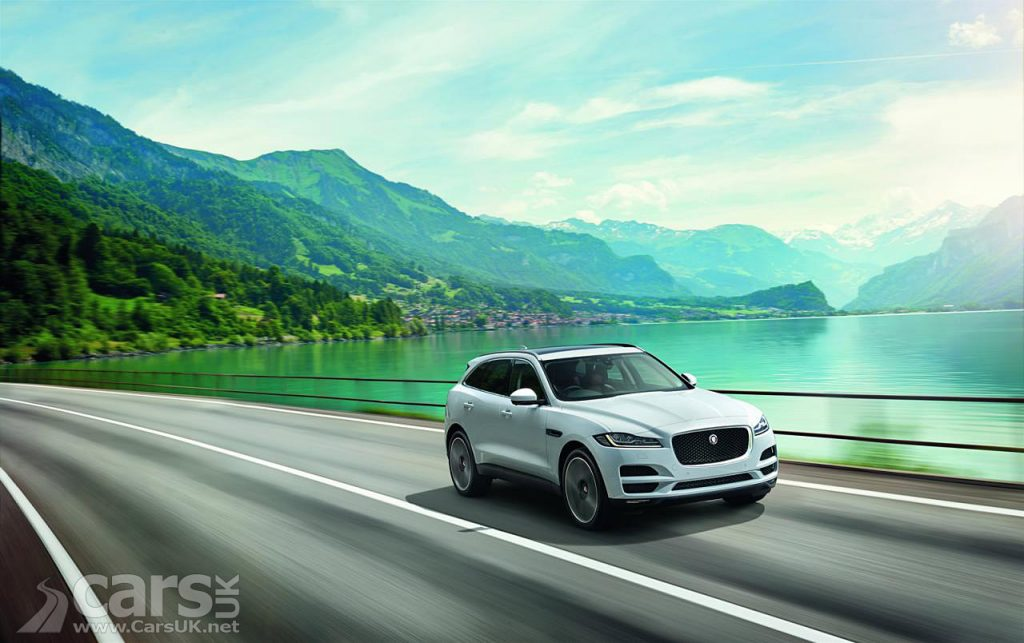 Photo Jaguar F-Pace is 2017 World Car of the Year