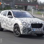 Jaguar F-Pace SVR caught on video as Jaguar's most powerful F-Pace hits the Nurburgring