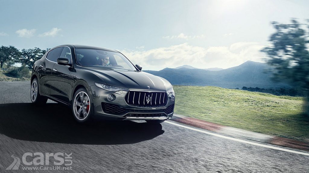 Photo Maserati Levante S SUV now available in the UK