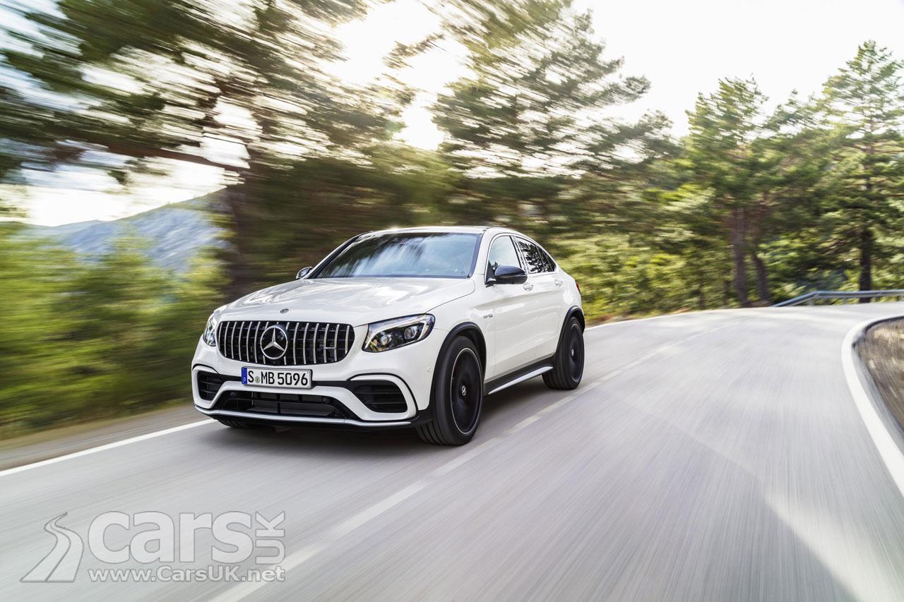 Photo Mercedes-AMG GLC 63 Coupe