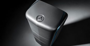 Mercedes-Benz Energy batteries can store up to 20kWh of power for your home