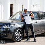 Bespoke Range Rover SVAutobiography Dynamic for Anthony Joshua previews new SVO Design Pack