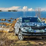 Skoda Karoq SUV – Skoda's replacement for the Yeti – (almost) fully revealed