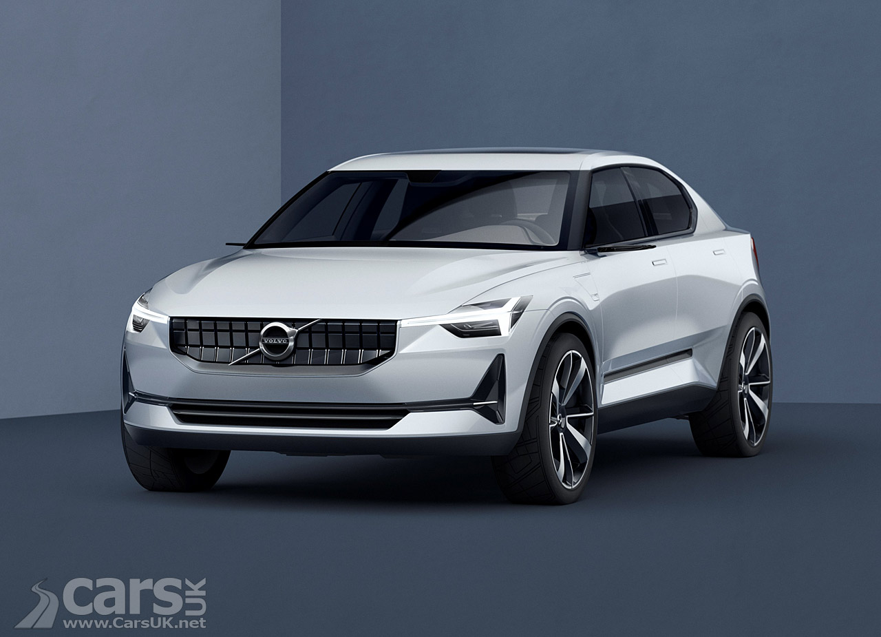Photo Volvo Electric Concept