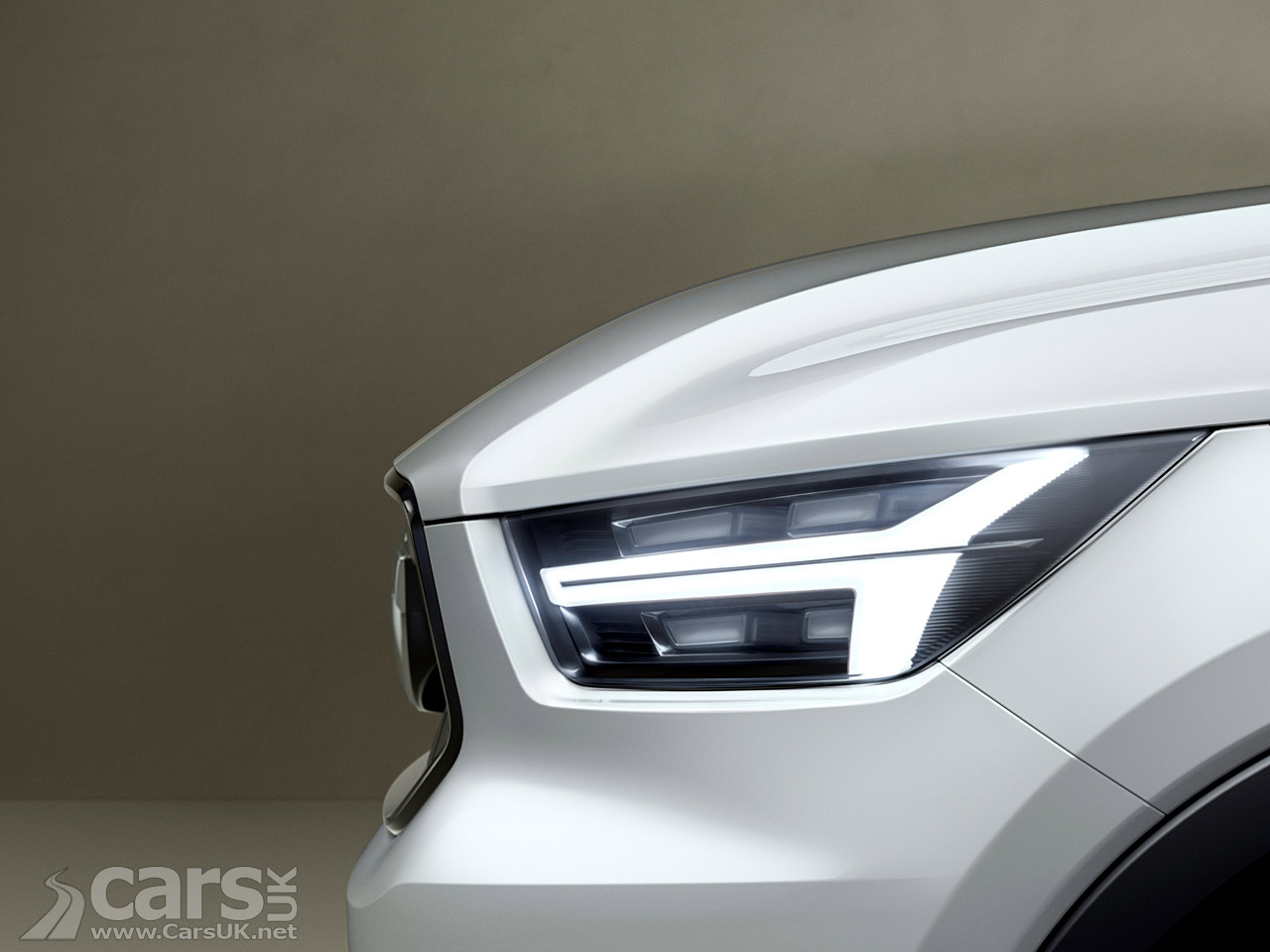 Photo Volvo is planning a smaller 20 Series range