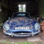 1962 Jaguar E-Type 3.8 Coupe Barn Find – a 'Student Special' in the 1970s – set to make £60k (video)
