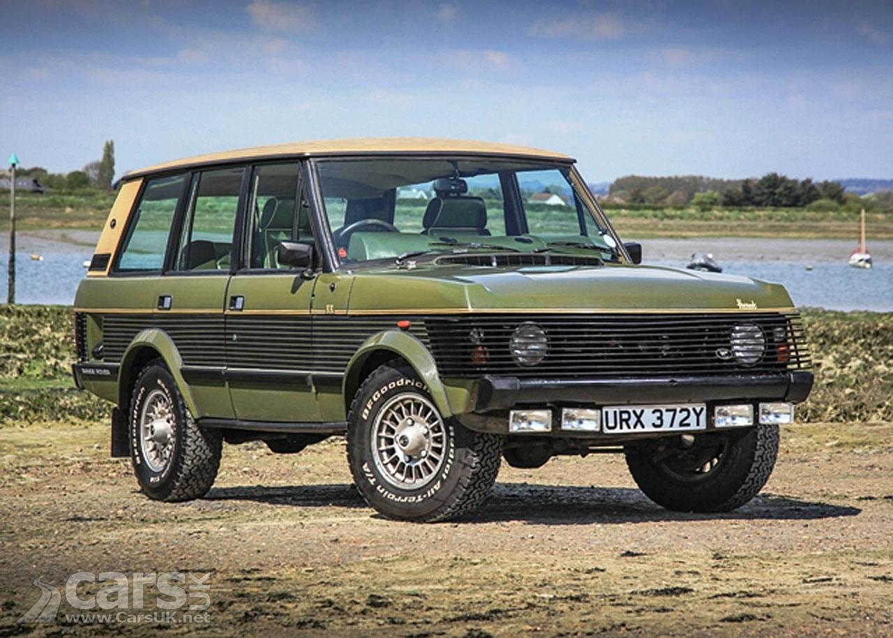 Photo 1983 Range Rover 'Harrods Edition', by Wood & Pickett
