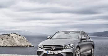 Mercedes wins an award from PORSCHE for its low NOx emissions OM654 Diesel engine
