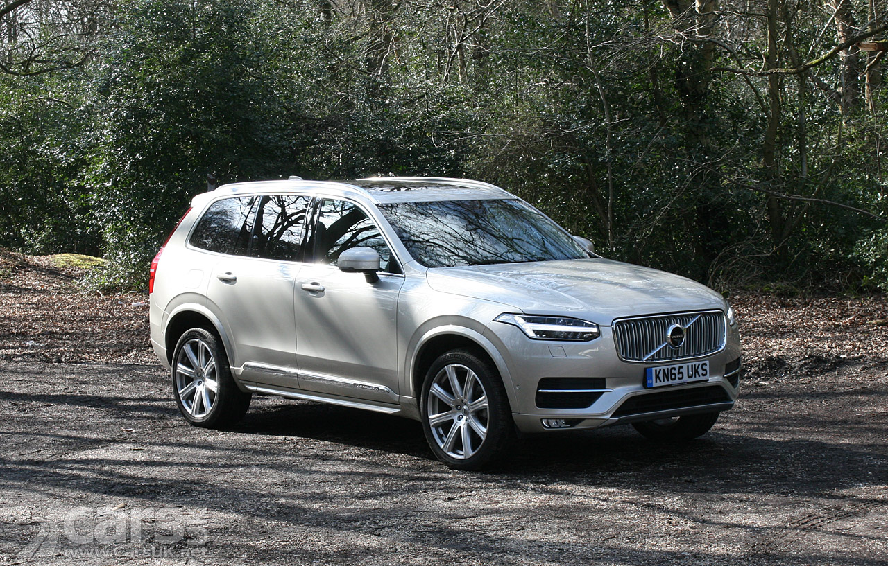 together with volvo xc90 - photo #2