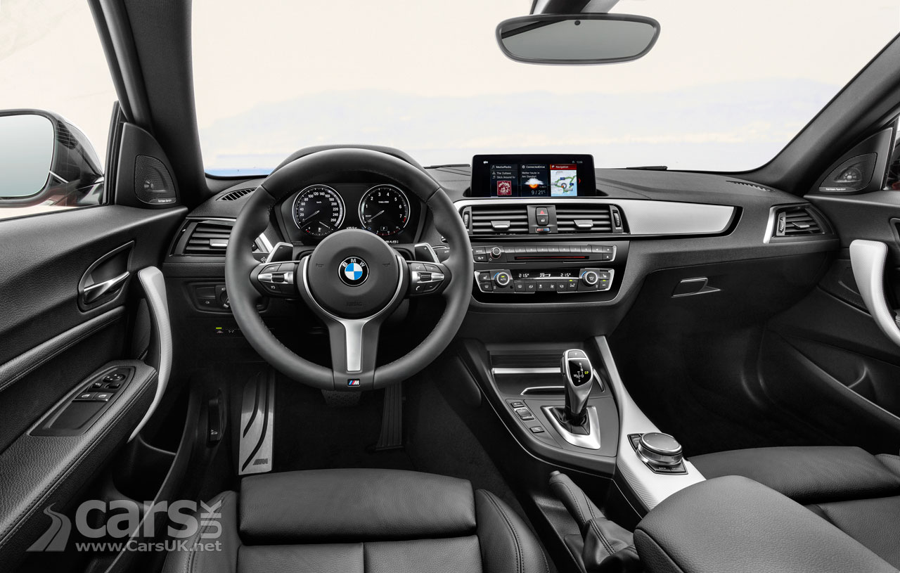 Bmw 2 Series Coupe And 2 Series Convertible Get The