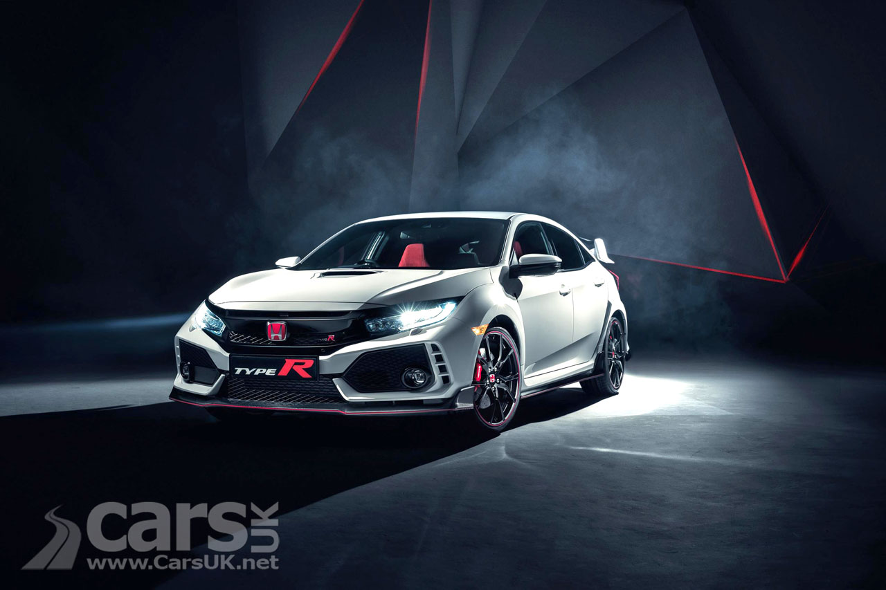 Prices out for latest-gen Honda Civic Type R