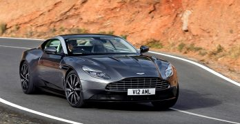 Aston Martin DB11 drives Aston to its first PROFIT in a decade