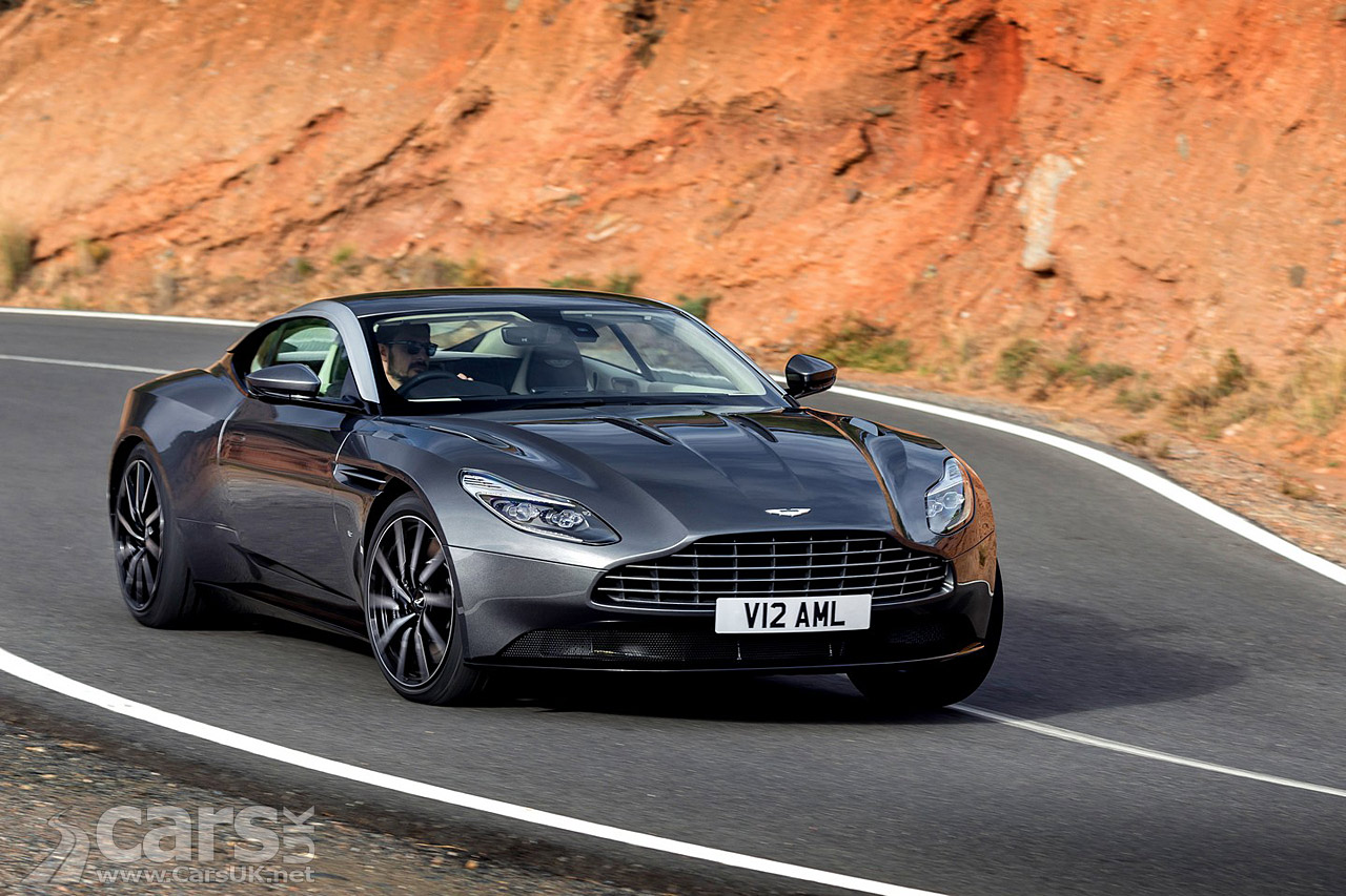 Photo Aston Martin DB11