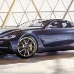 BMW 8 Series Concept LEAKED ahead of a debut at Villa d'Este for the new BMW tomorrow