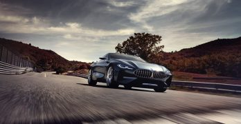 BMW Concept 8 Series OFFICIALLY revealed – previews BMW's 2018 8 Series launch (video)