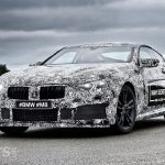 BMW M8 Prototype revealed as BMW build the M8 alongside the new 8 Series range