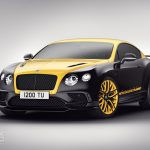 Bentley Continental 24 – a Continental Supersports Special Edition – celebrates Nurburging 24hr