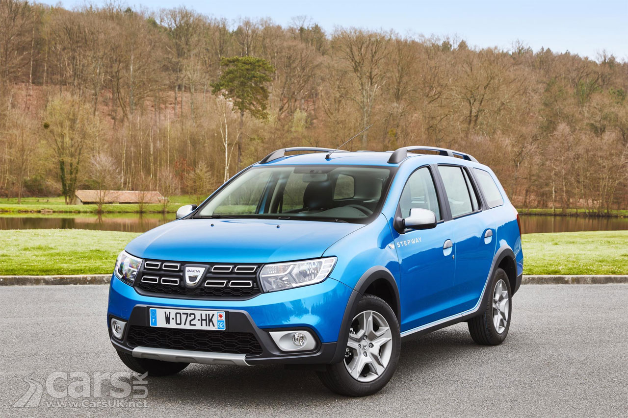 dacia logan mcv stepway dacia 39 s 39 allroad 39 estate costs. Black Bedroom Furniture Sets. Home Design Ideas