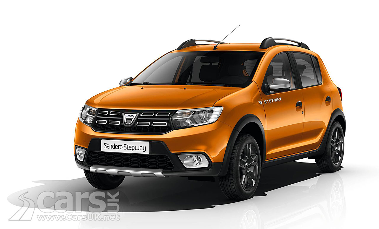 dacia duster sandero stepway and logan mcv stepway get se summit special editions cars uk. Black Bedroom Furniture Sets. Home Design Ideas