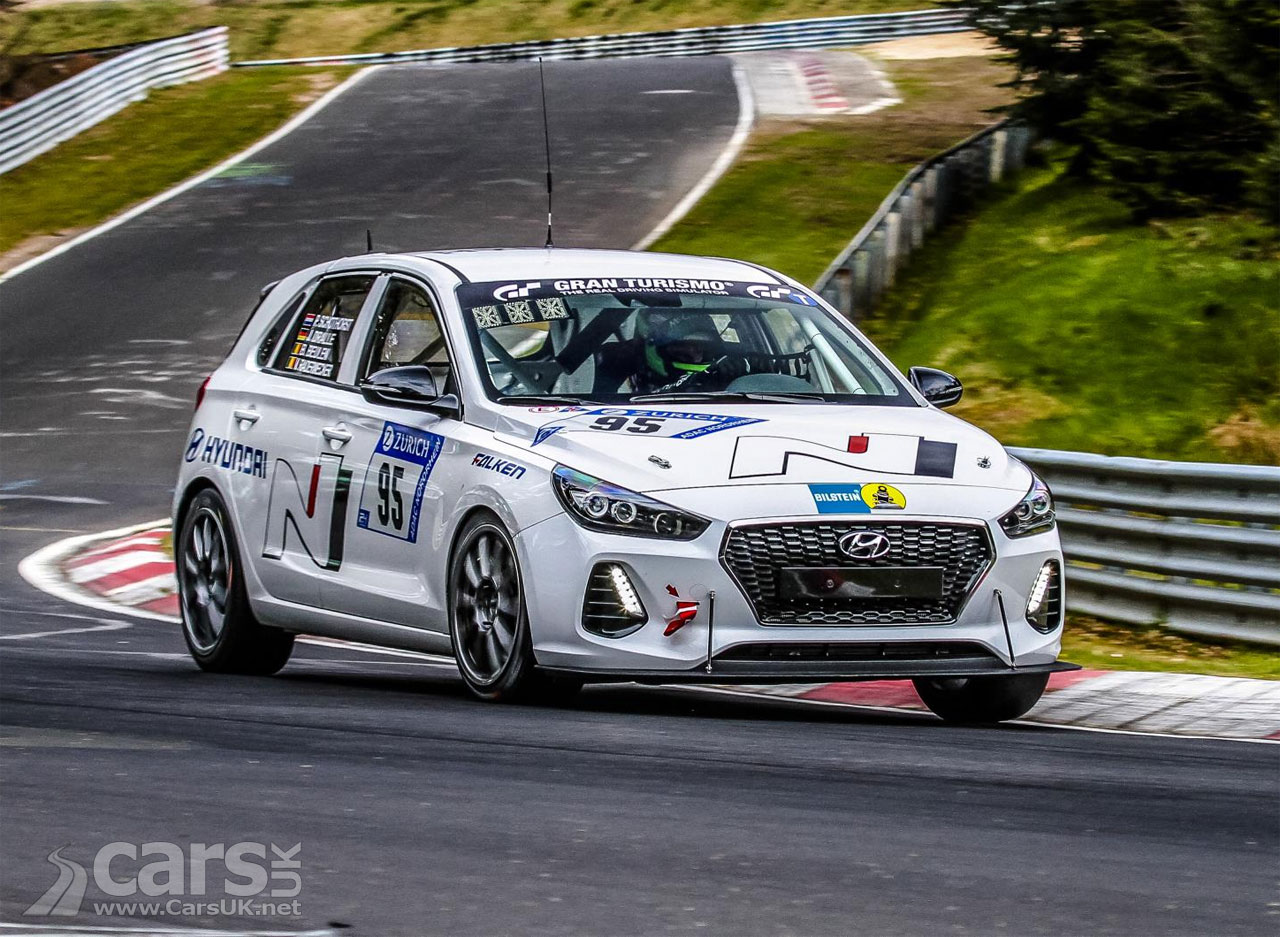 Hyundai I30 N Undisguised I30 N Prepares For The