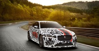 Jaguar XE SV Project 8 is a 592bhp V8 XE from Jaguar's Special Operations (video)