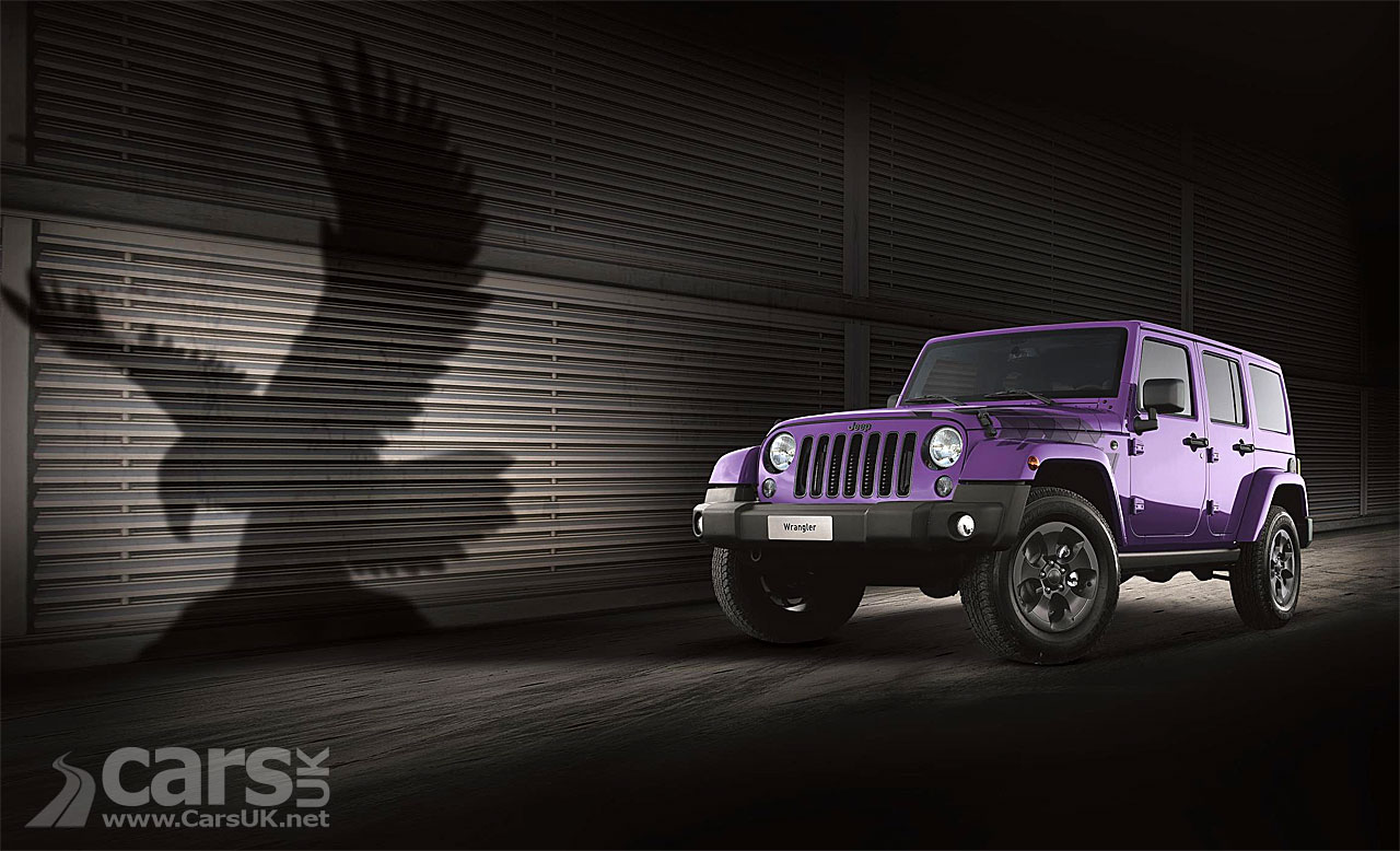 Photo Jeep Wrangler Night Eagle