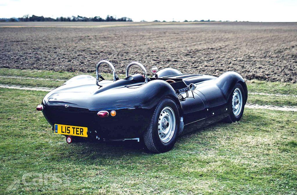 Photo Jaguar-powered Lister Knobbly Continuation
