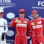 Raikkonen on pole for Ferrari at Monaco Grand Prix – Hamilton qualifies14th
