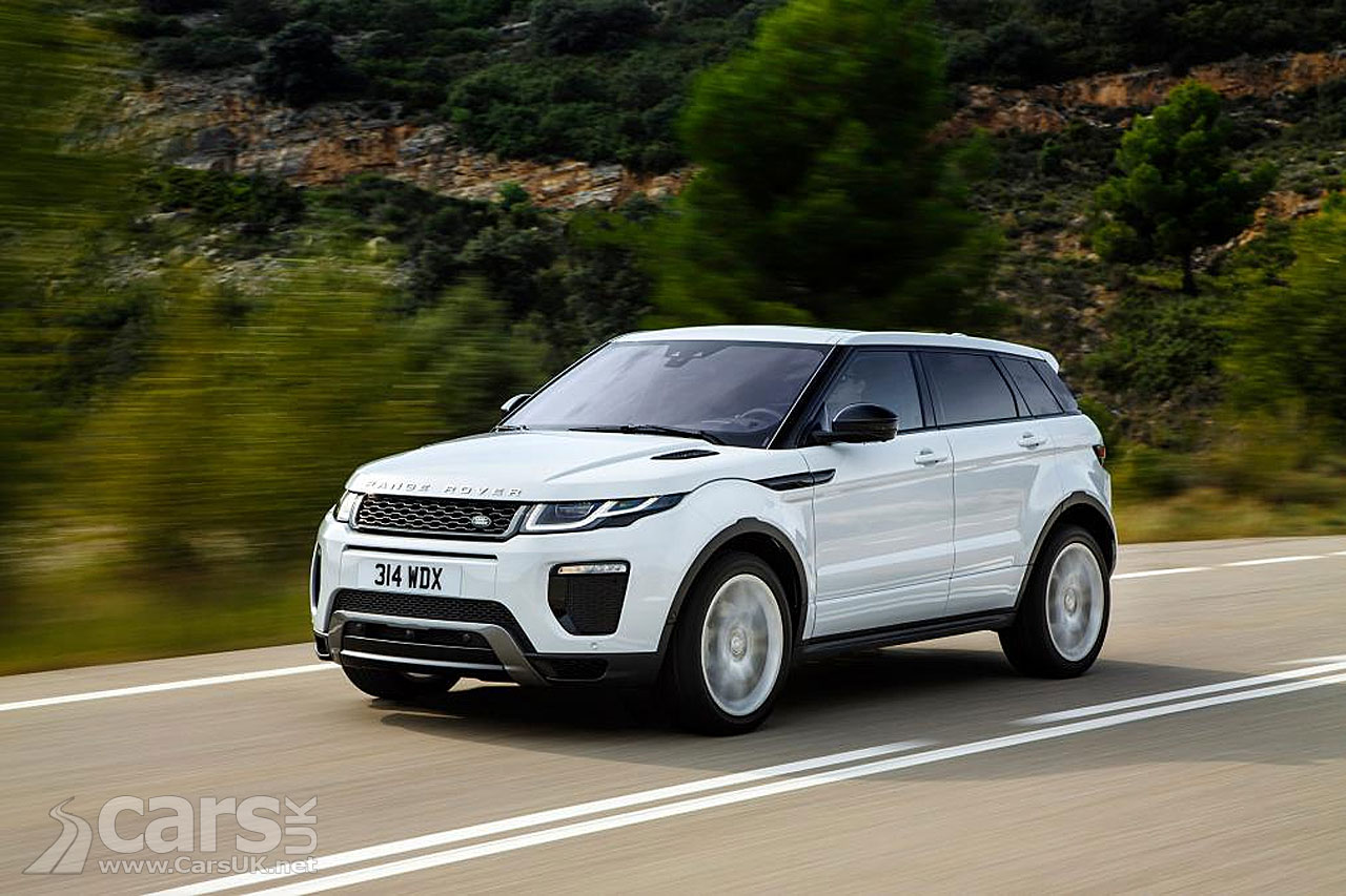 land rover discovery sport and range rover evoque get new. Black Bedroom Furniture Sets. Home Design Ideas