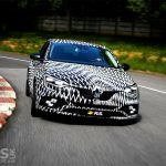 New Renault Megane R.S. – the Renaultsport hot hatch Megane – debuting in Monaco this weekend