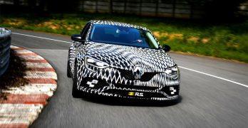 New Renault Megane R.S. – the Renaultsport hot hatch Megane – debuting in Monaco this weekend
