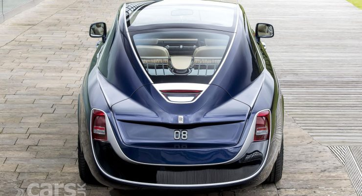 Photo Rolls-Royce Sweptail