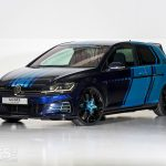 Volkswagen Golf GTI First Decade is a 404bhp hybrid Golf GTI heading for Worthersee