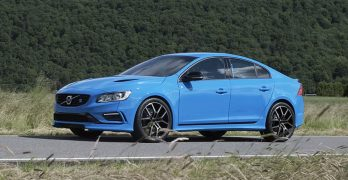 Volvo S60 Polestar breaks Nurburgring record. But shush, Volvo don't want anyone to know
