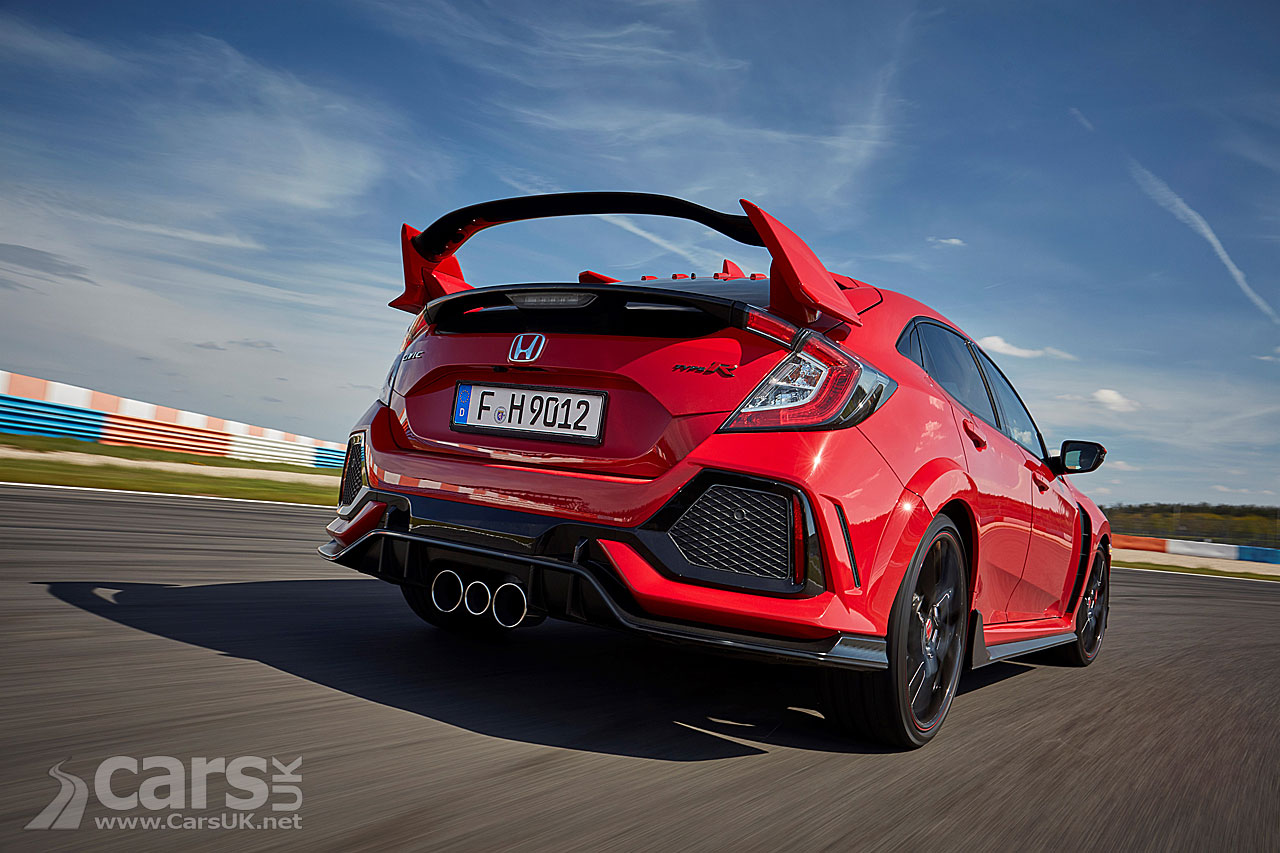 Photo 2017 Honda Civic Type R