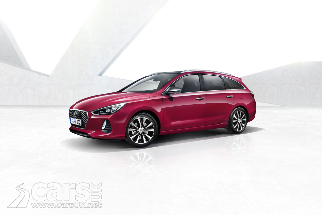 new hyundai i30 tourer costs less in the uk than the last. Black Bedroom Furniture Sets. Home Design Ideas
