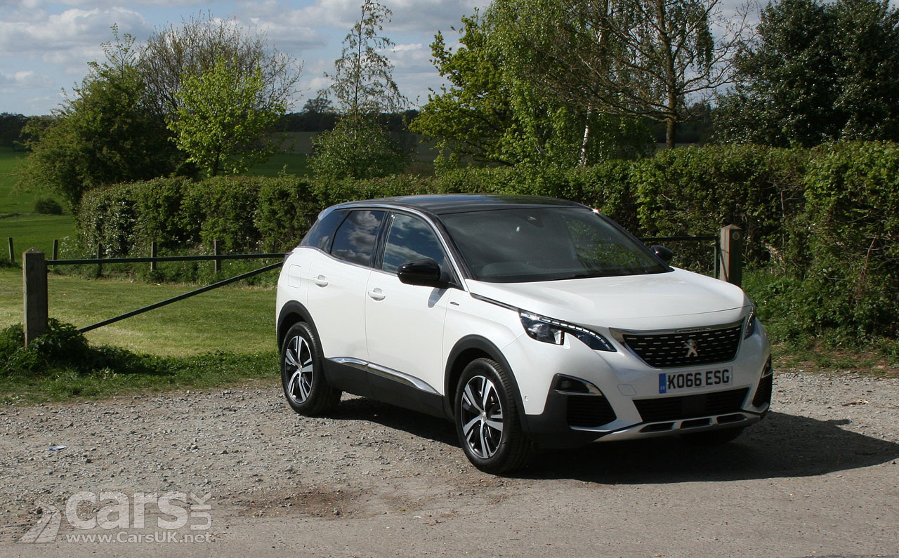 Peugeot 3008 Gt Line Review 2017 Peugeot S New 3008 Suv Reviewed Cars Uk
