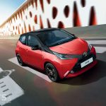 2017 Toyota Aygo X-Cite gets bigger spec and Red and Black paint job as Toyota titivate their City Car