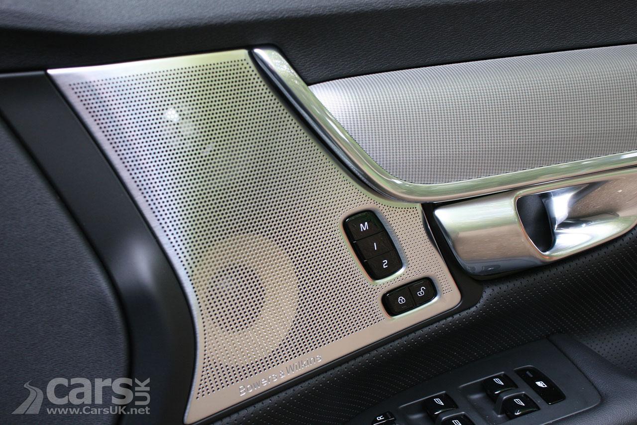 Photo 2017 Volvo V90 D5 R-Design Interior Trim