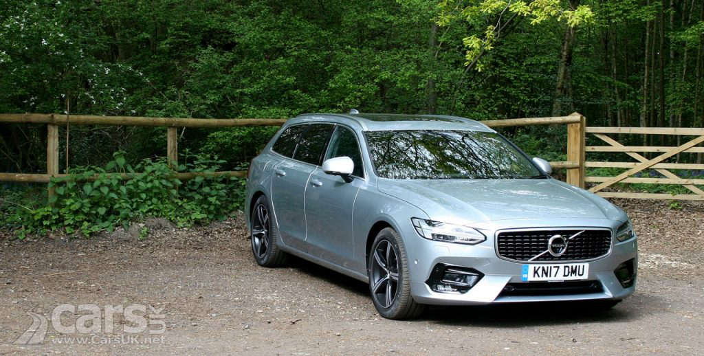 Photo Volvo V90 D5 AWD R-Design Review (2017)