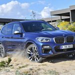 2018 BMW X3 REVEALED, including 355bhp X3 M40i – in the UK November 2017